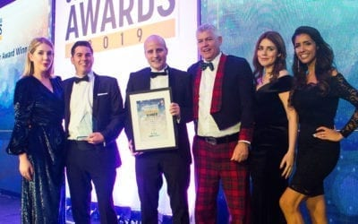 Xelion is Comms Business Award winner!