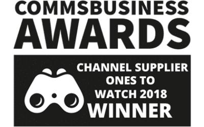 Xelion wins prestigious Comms Business Award!