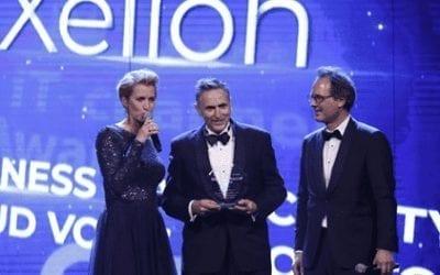 Xelion wins 'Business Connectivity/Cloud Voice Innovator' Award