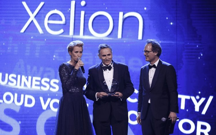 Xelion wins award