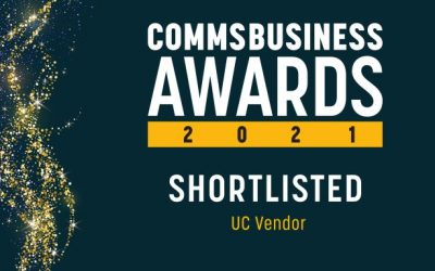 Xelion is finalist in Comms Business Awards